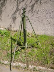 Мачта  с телескопической треногой ТТ